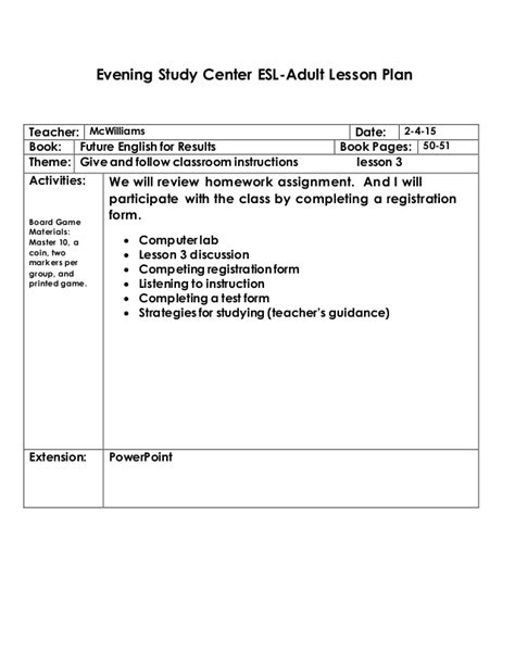 Esl Lesson Plan Format 2015 Unit 3 Lesson 12. Student Business Card Template. Employee Of The Month Template With Picture. Free Concert Tickets. Blank Preschool Lesson Plan Template. Shoe Design Template. Top Graduation Songs 2017. Community Service Timesheet Template. Free Wedding Floor Plan Template