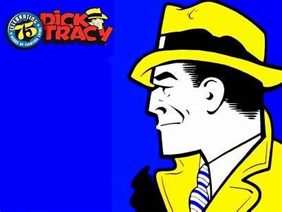 Dick Tracy Cartoon Wallpapers Comic Strip Character