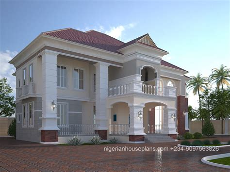 Nigerian House Plans With Pictures - Escortsea