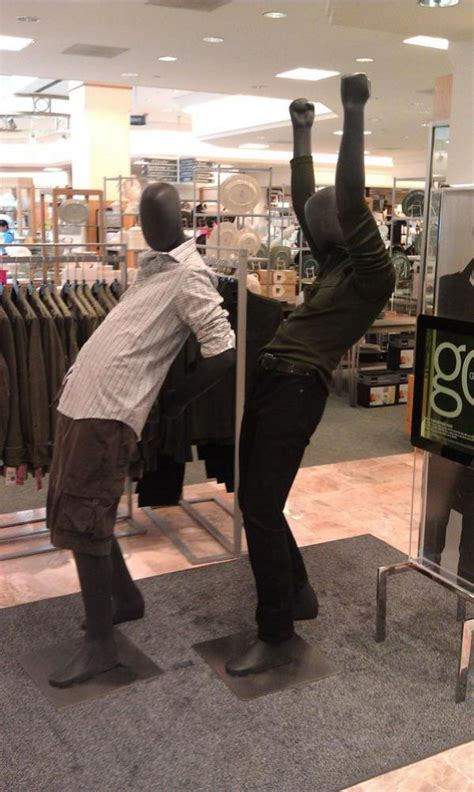 Outrageous Mannequins!   I'm Just Sayin