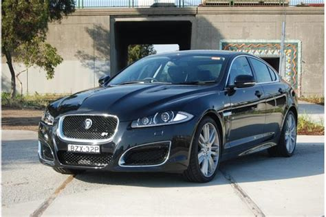 2012 Jaguar Xfr Review And Road Test