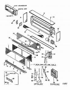 Mitsubishi Fdk140ha1 Central Air Conditioner Parts