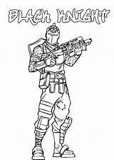 Fortnite Coloring Pages Printable Executioner Main Raskrasil sketch template
