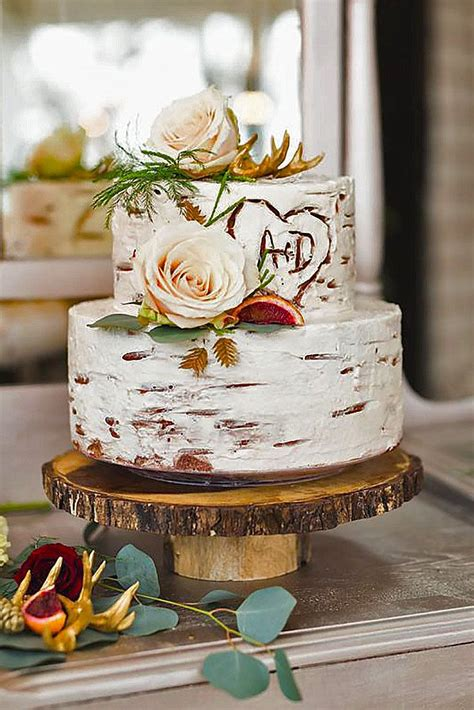 small rustic wedding cakes   budget wedding cake