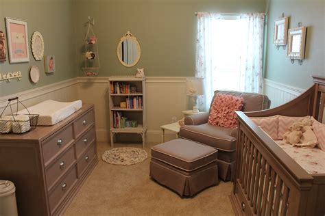 Nursery Room : Vintage Country Girl's Nursery-project Nursery