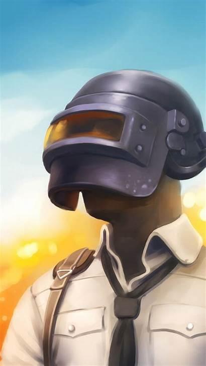 Pubg Mobile Wallpapers Guy Helmet Cool Iphone