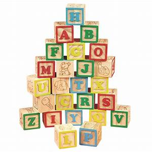 26pc abc blocks With abc letter blocks