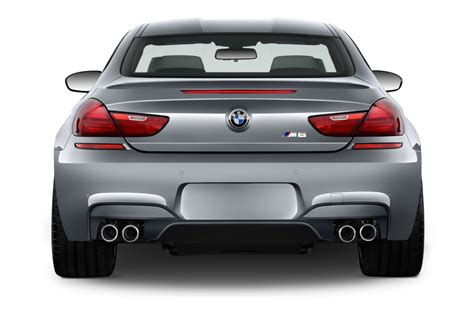 rear view 2017 bmw m6 reviews and rating motor trend