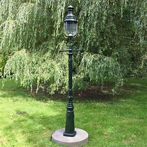 Haus Garten Außenbeleuchtung : gro e hoflampe als antike gartenleuchte f r den park ~ Lizthompson.info Haus und Dekorationen