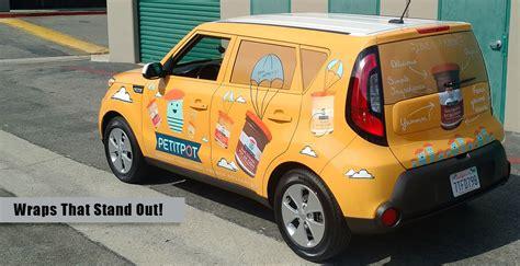 Vehicle Wrap For Petitpot