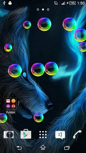 Free Animated Wallpaper For Android Tablet - wolf animated live wallpaper for android wolf animated