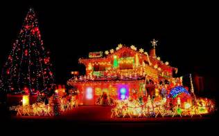 cool christmas light displays randumbuzz com