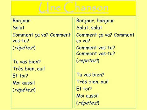 Français This Lesson Aims To Be The Follow On And Build On