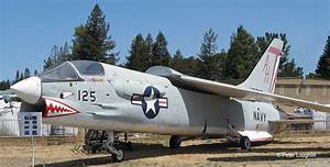 F-8U Crusader | Pacific Coast Air Museum | Navy Fighter Plane