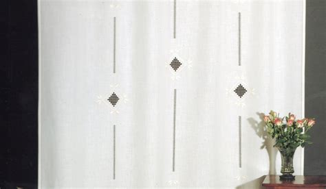 tende di lino ricamate a mano pannelli tende lino ricamate sanotint light tabella colori