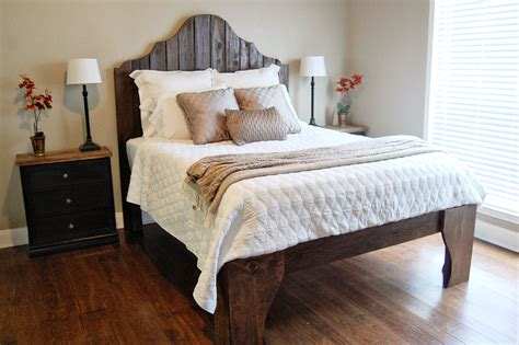 king poster beds 21 diy bed frames to give yourself the restful spot of