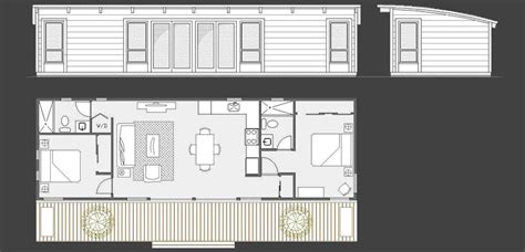 Maxwell 16x50. 2 Bedroom, 2 Bathroom Completed. ,100