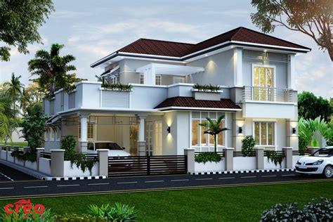 creo storey house home design