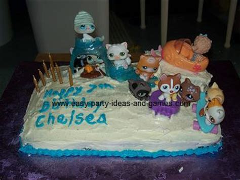 cutest littlest pet shop party ideas