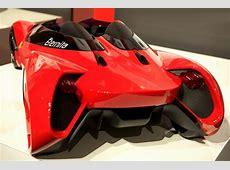 Ferrari World Design Contest Cool Hunting