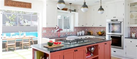 vers blanc cuisine 1001 modèles de cuisine avec carreaux de ciment