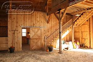 Interior Photos Of Horse Barns With A Loft | Joy Studio ...