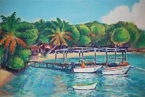 illustration ponton guadeloupe cokartfr photos videos With de couleur peinture 6 illustration flamboyant guadeloupe cokart fr photos
