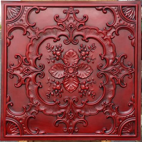 Ebay Decorative Wall Tiles by Pl19 Faux Tin Country Style Ceiling Tiles Decorative