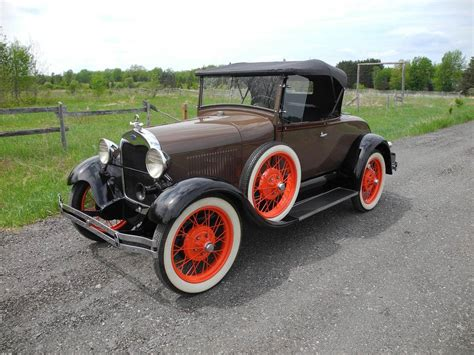 1929 Ford Model A For Sale #2122928