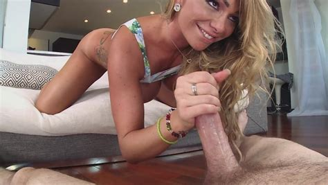 Magnificent Blond With Big Tits Loves To Get Crazy With