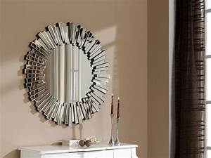 Wall mirrors contemporary modern