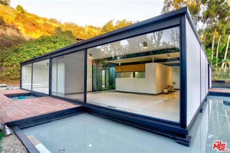 case study house  finds  buyer   american luxury