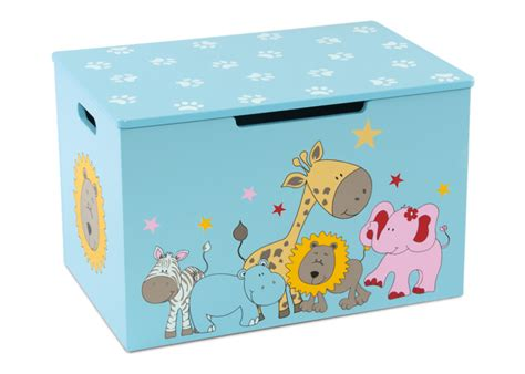 dieren speelgoedkist big 5 voor kinderen