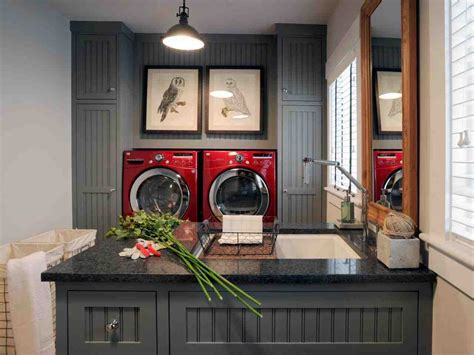 Decorating Ideas For Laundry Rooms by Laundry Room In Garage Decorating Ideas Decor Ideasdecor