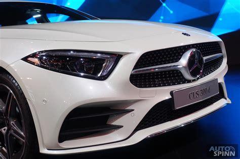 [bims2018] Mercedes-benz Cls300d ซีดานหรูรุ่นใหม่ โฉบ