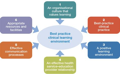 practice clinical learning environment bpcle