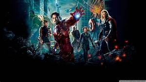 Avengers Wallpaper HD ·①