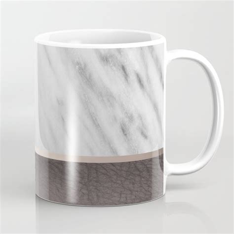 Check out the video below for a delicious coffee mug cake recipe! Manly Carrara Italian Marble Coffee Mug by cafelab   Society6