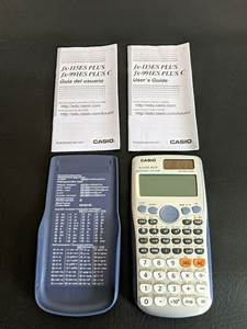 Casio Fx Scientific Calculator