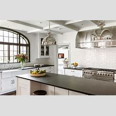 25 Kitchens With White Subway Tile Detail  Inspiration