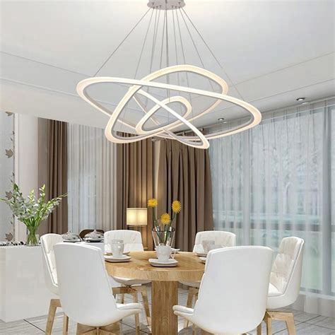 Led Lighting In Dining Room by Dutti D0001 Led Chandelier Freedom Light Creative