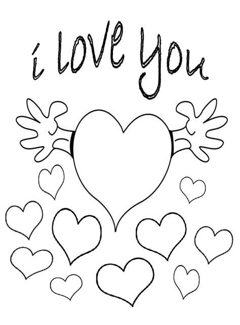 Kleurplaat Juf Valentijn by Hartje Valentijnsdag Valentijn Kleurplaten