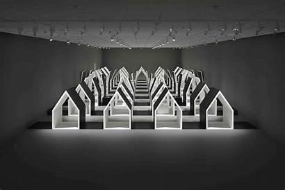 Escher Mc Nendo Between Worlds Optical Illusions
