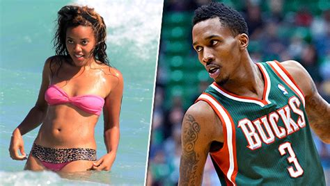 Brandon Jennings Denies Creeping With Angela Simmons