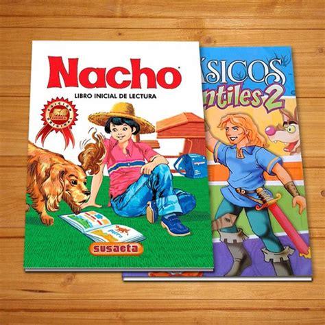 Tienda virtual de smart phones tablets y mas. Cartilla Nacho + Libro De Cuentos Infantiles + Envío ...