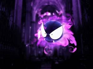 pokemon ghastly 1280x960 wallpaper High Quality Wallpapers ...
