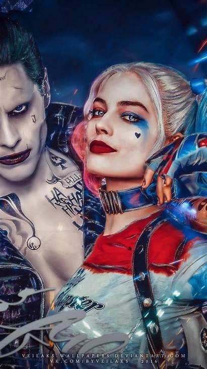 Quinn Harley Iphone Joker Wallpapers Fondos Queen
