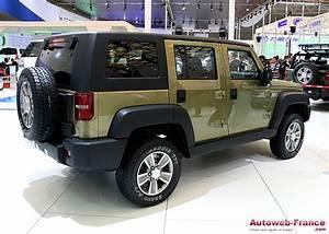 4x4 Chinois : sp cial chine les copies d 39 autos chinoises autoweb france ~ Gottalentnigeria.com Avis de Voitures