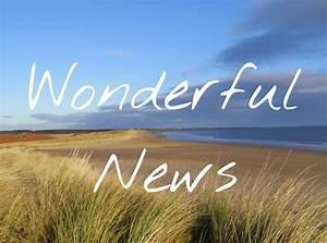 WONDERFUL NEWS   Save Druridge Bay  Wonderful