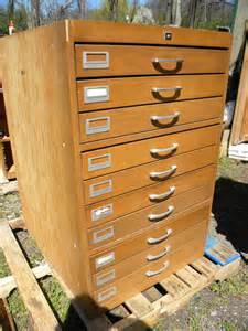 Map Drawer Cabinet Storage
